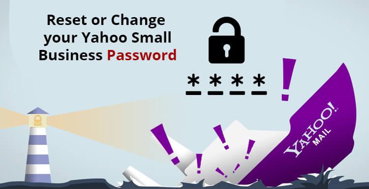 Change-Yahoo-Small-Business-Password