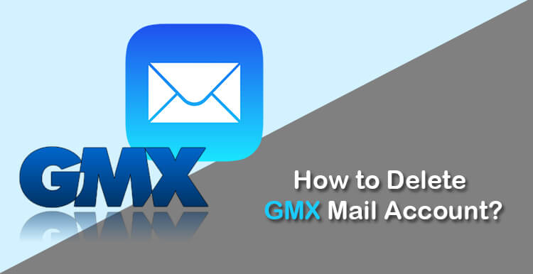 Delete-GMX-Mail-Account