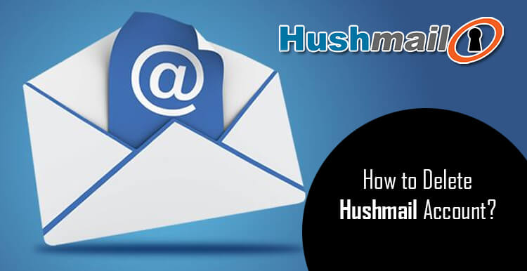 Delete-Hushmail-Account