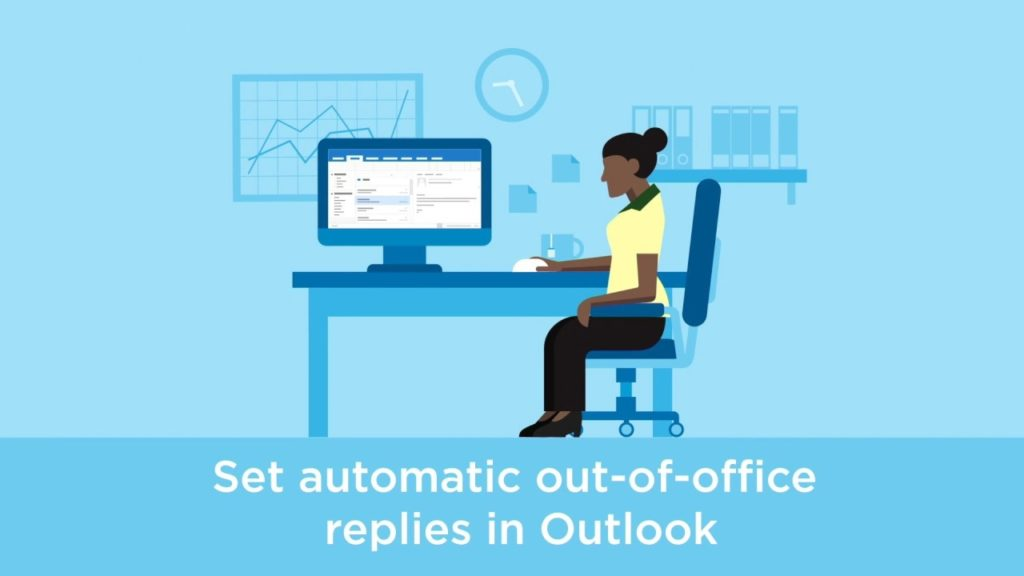 Send Automatic Out of Office Replies from Outlook
