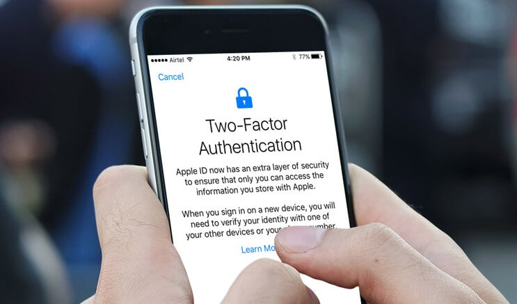 Two-Step-Authentication-to-Secure-iCloud-Mail