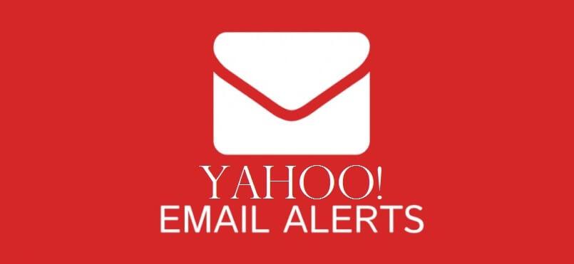 Yahoo Mail Alerts