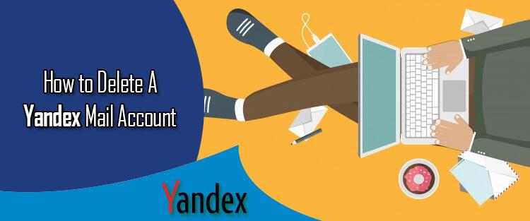 delete-yandex-mail-account