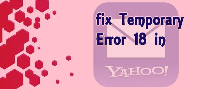 temporary-error-18-yahoo-mail