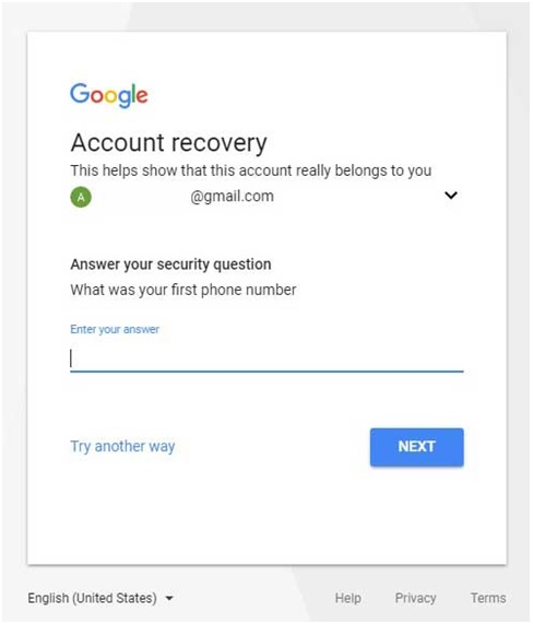 gmail-security-questions