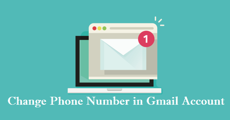 change gmail phone number