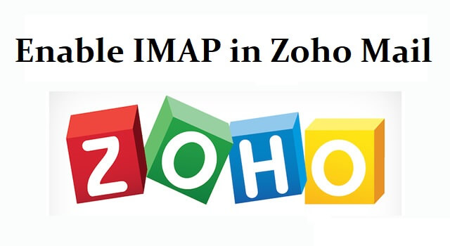 enable-imap-zoho-mail