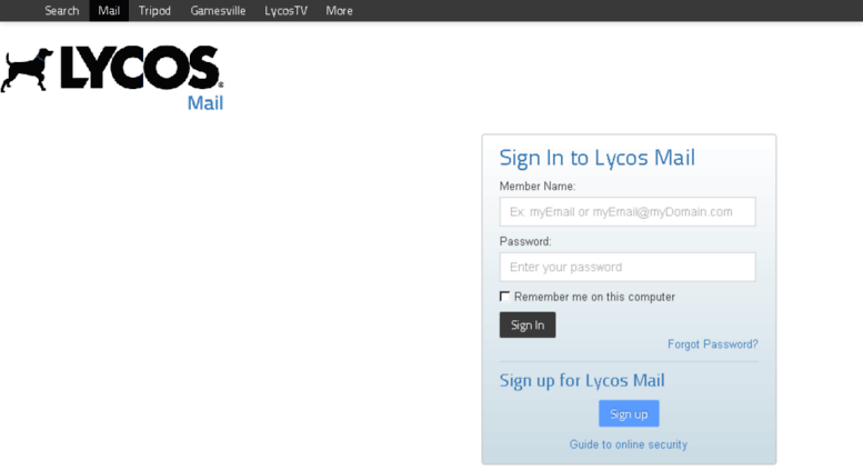 lycos-mail